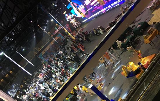 2021首届新疆春季动漫文化展览会下月开始