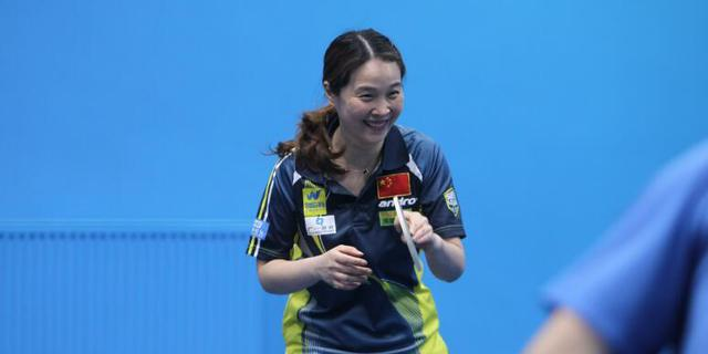 外围赛小组赛对陈婕来说相对轻松。
