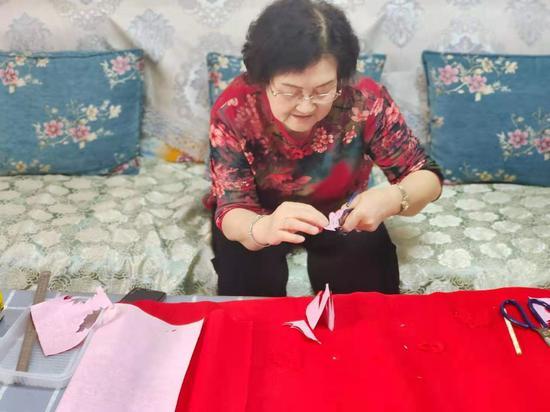 传承党史文化?弘扬剪纸艺术