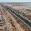 新疆具备条件建制村全部通了硬化路