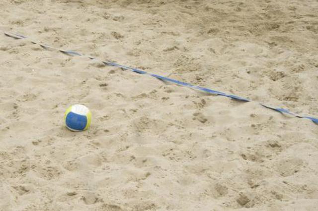 全国沙滩排球巡回赛总决赛:新疆女子沙排队夺冠
