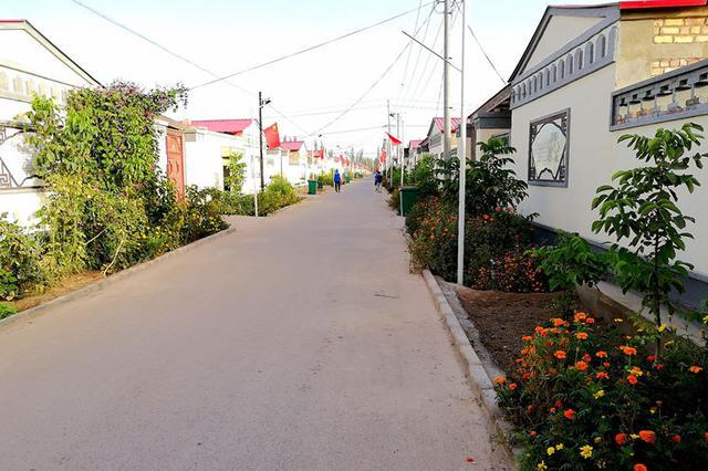 果勒买里村:垃圾堆变公园 美丽生活看得见