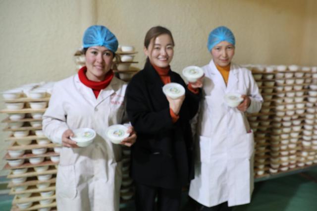 """伽师县:""""牛奶+酸奶"""" 铺就产业致富路"""