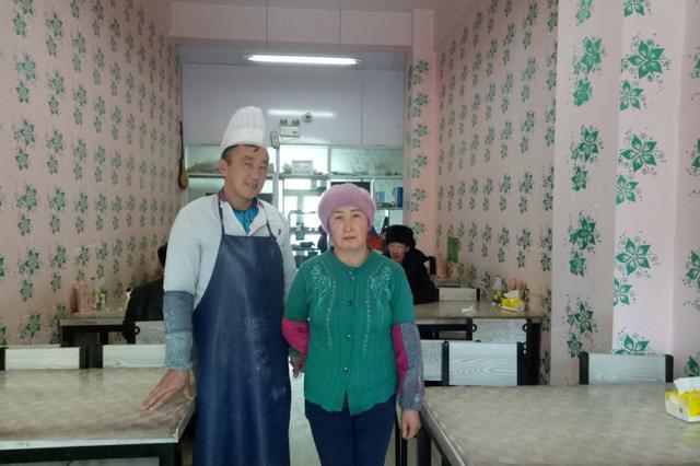 阿合奇县:村民开餐馆14年 带出6名学徒一同增收