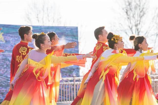 """第五届""""丝路易都·冰雪之恋""""文化体育旅游活动正式"""