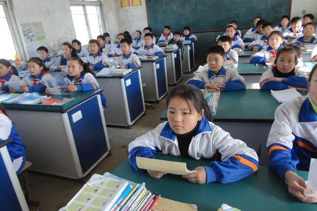从有学上到上好学 教育公平的阳光正普照着千家万户