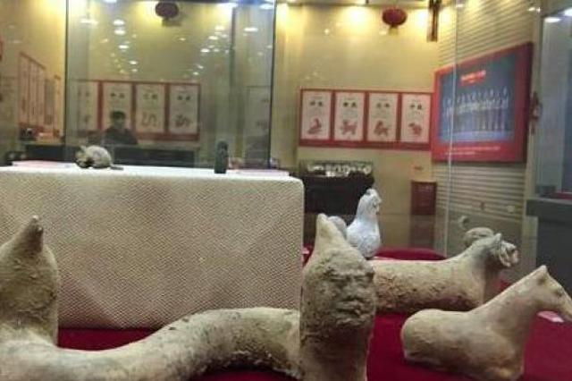 41件十二生肖文物现身乌鲁木齐市博物馆,快来围观长知识!