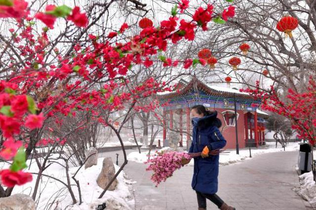新疆五大景区春节将成热门景点