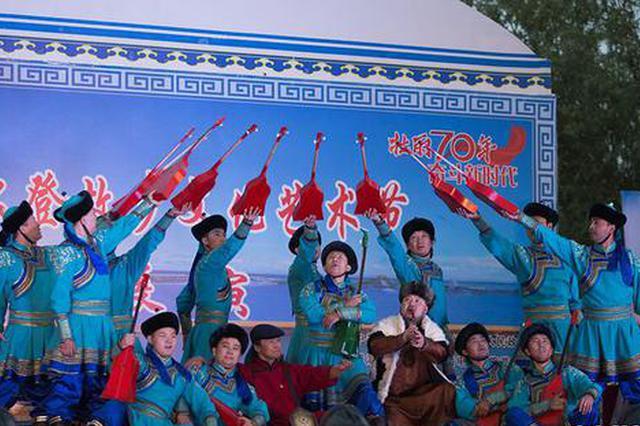 博湖县第五届萨吾尔登故乡文化艺术节闭幕