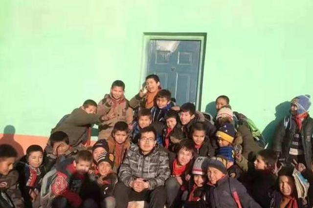 援疆支教老师戴豪杰:听说新疆缺老师 我想也没想就去了