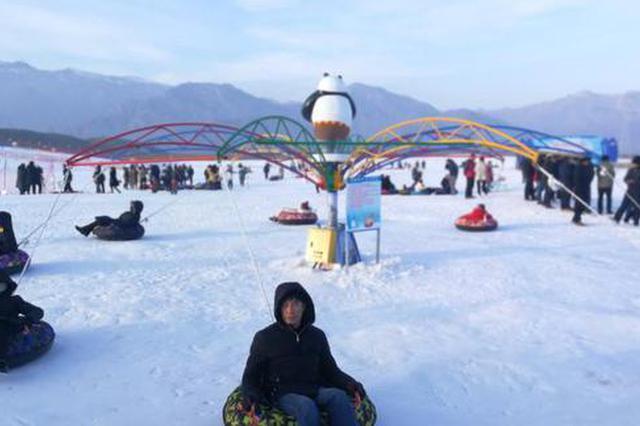 新疆拜城县挖掘冬季冰雪游资源促村民增收