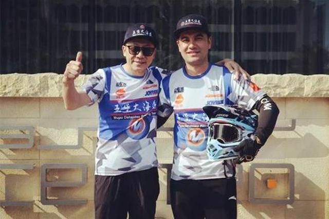 新疆悍将创造达喀尔拉力赛摩托车组中国车手历史最好成绩