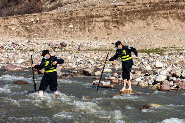 新疆伊犁边境管理支队强化边境前沿管控力度