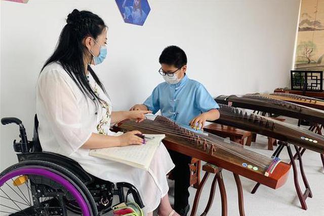 助梦善行 新疆残疾人双创基地开园运行
