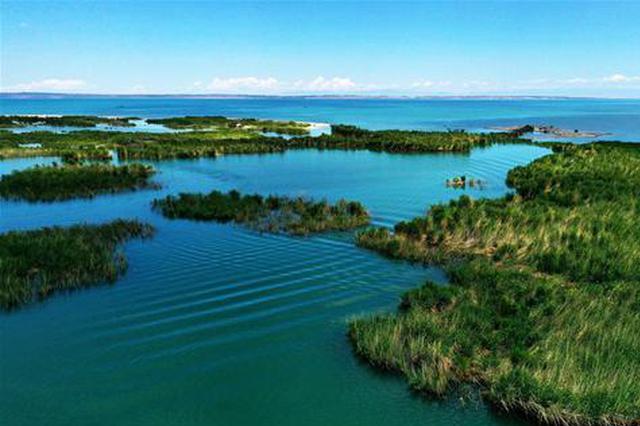 探访新疆乌伦古湖国家湿地公园