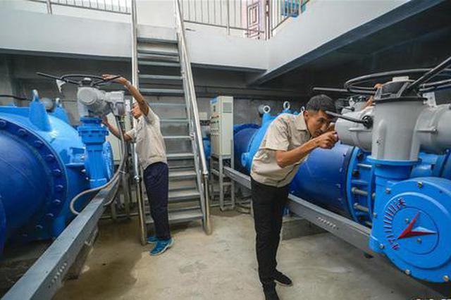新疆全面实现饮水安全