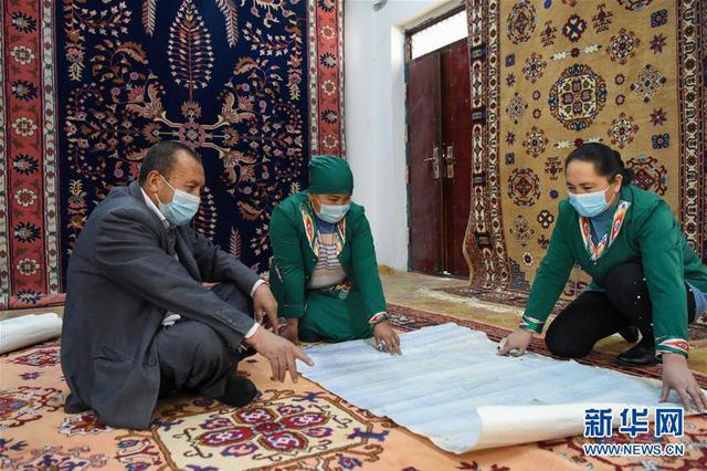 """新疆洛浦抹抹嘴:""""时代地毯厂""""见证时代的变与不变"""