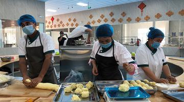 新疆:霍尔果斯馕产业园来了!