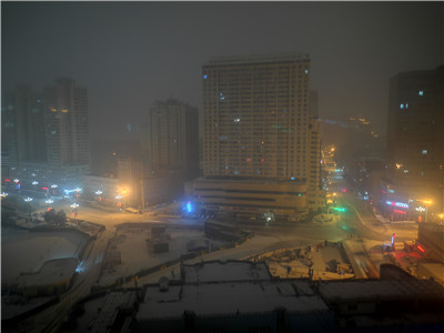 注意保暖 北疆大部和哈密北部气温下降5℃左右
