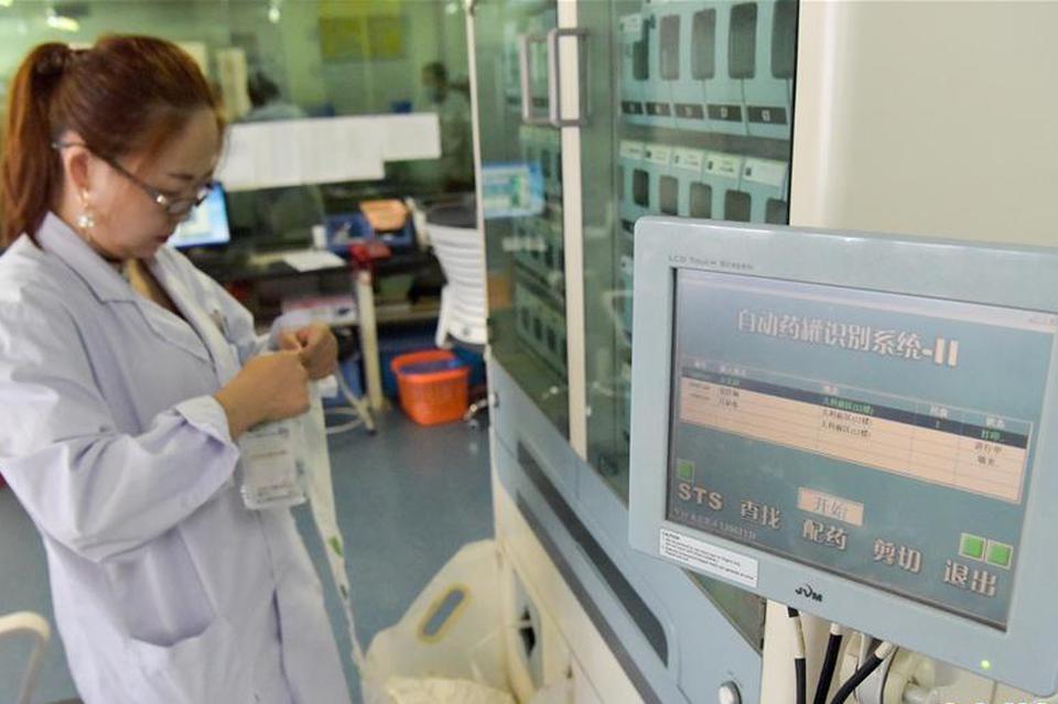 新疆乌鲁木齐:智慧医疗,让就医更高效