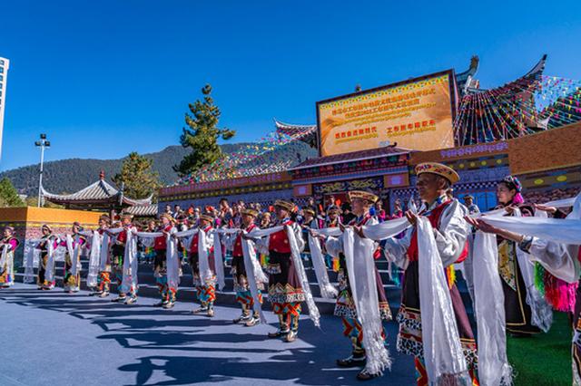 林芝工布新年响箭文化旅游活动暨采风踩线活动