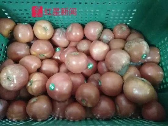 上海中芯国际学校被曝给学生吃霉番茄?食堂人员回应