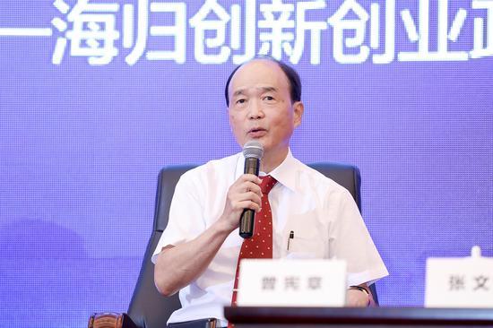 <b>曾宪章:在深圳 七天之内能把纸上的设计转化为产品</b>