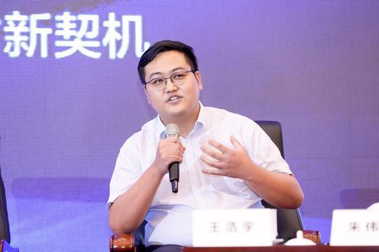 王浩宇:年轻人需要降低预期 避免眼高手低