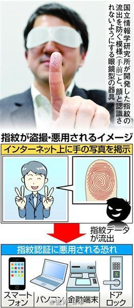 囧哥说事:美颜功能看穿一切!专家称剪刀手拍照会被盗指纹图片