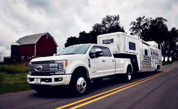 Ford Super Duty:能力越大责任越大