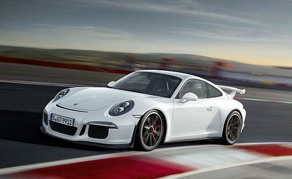 新911 GT3一言不合刷纽北 竟快了十多秒