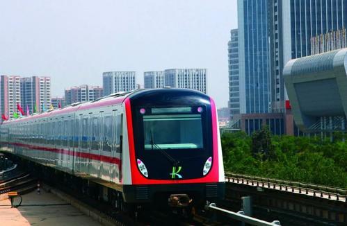 @昆明人 地铁2号线二期部分站点最新进展来啦