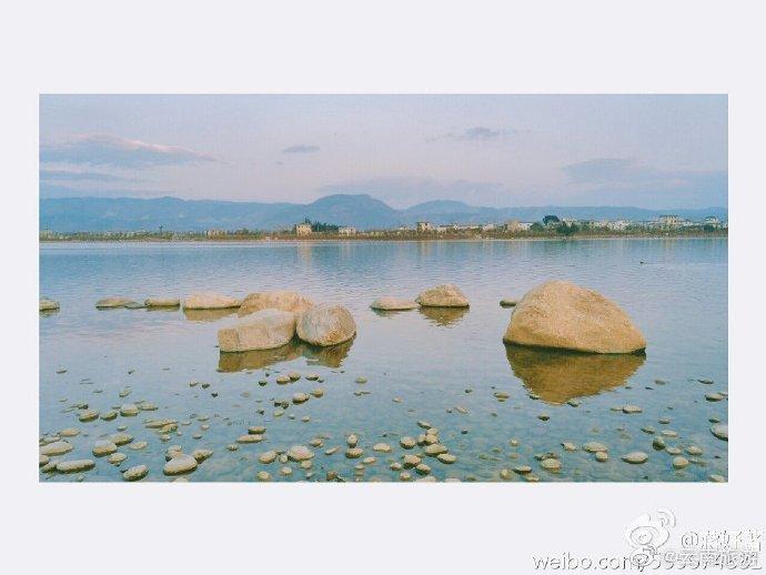 保山青华海:澄澈心灵的境地