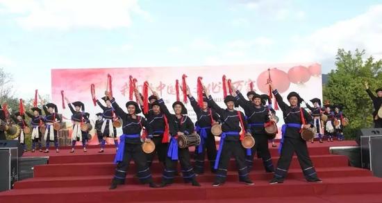 临沧文化产业特色突出气象新