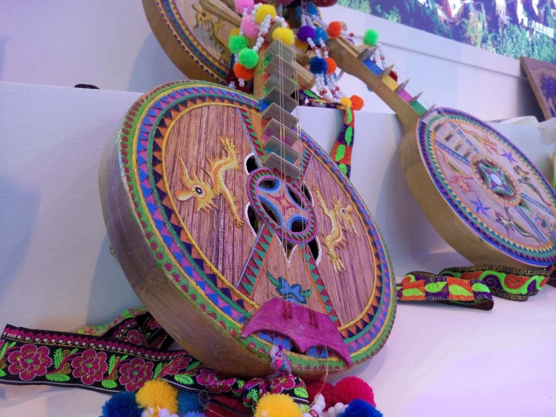 少数民族乐器