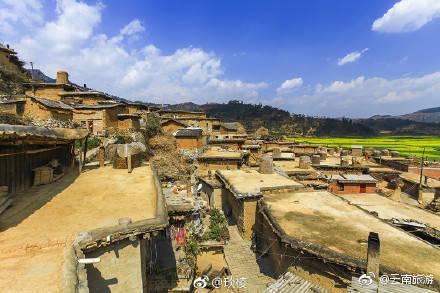 千年城子古村 用魅力说话的村落