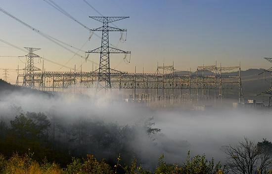普洱市依托丰富资源优势,绿色能源动力强劲。资料图