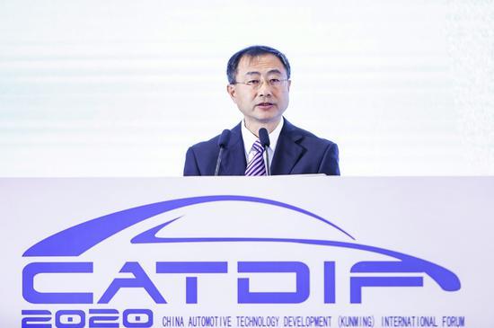 国家市场监管总局认证监管司副司长李春江