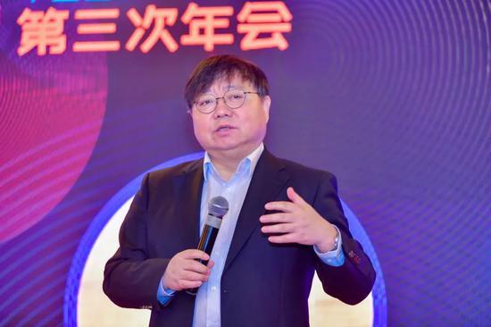 全球广告协会副主席、中国广告协会会长张国华