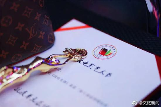 喜讯!临沧市文化和旅游局两部微作品喜获亚洲微电影艺术节大奖