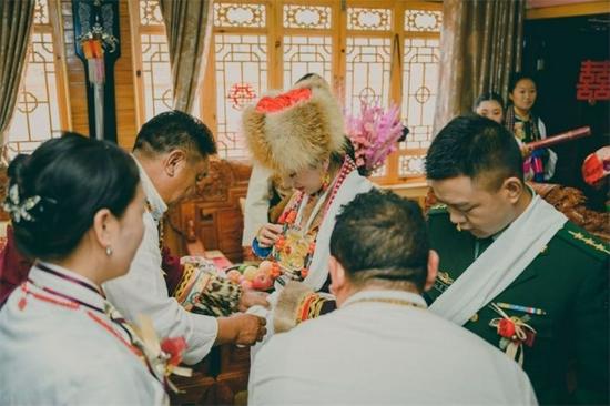 迪庆藏式婚礼 | 一场浪漫的民俗盛宴