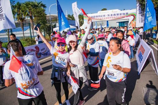 云南体育宣传周巡礼丨打造健康生活目的地 云南在路上