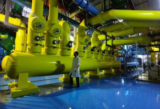 ▲中国移动云南数据中心冷却系统