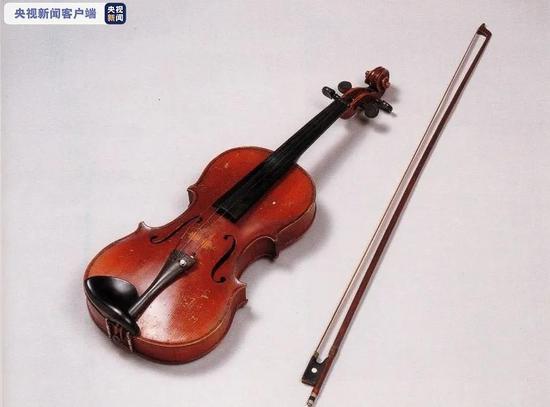 聂耳小提琴等被列入云南首批可移动革命文物名录