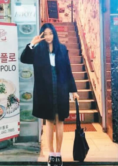 李壬宇现在韩国国民大学学习。在此之前,她在韩国学了一年韩语。
