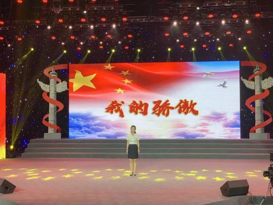 昆明经开区选手饶乐林参加市级决赛现场