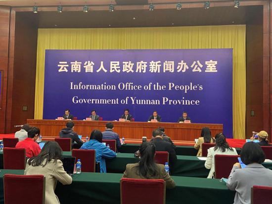 云南:新冠疫苗接種工作正在安全有序推進中