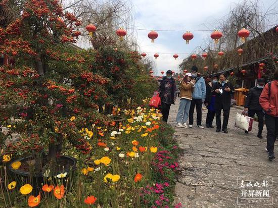 清明小長假,云南共接待游客826.6萬人次