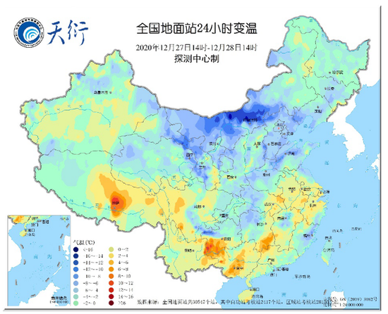 ▲图片来源:中国气象局气象探测中心