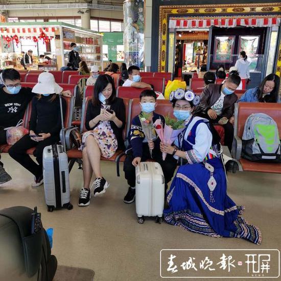 稳步复苏!国庆长假云南机场共运送旅客144.45万人次